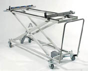 -SIDE LOAD HYDRAULIC TROLLEY-