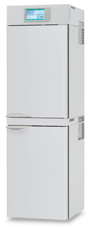 Combined refrigerator-LABOR 2T 280-ECT-F TOUCH
