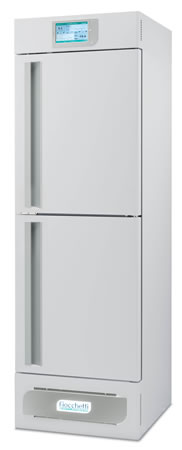 Combined refrigerator-LABOR 2T 400-ECT-F TOUCH