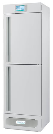 Combined refrigerator-LABOR 2T 500-ECT-F TOUCH