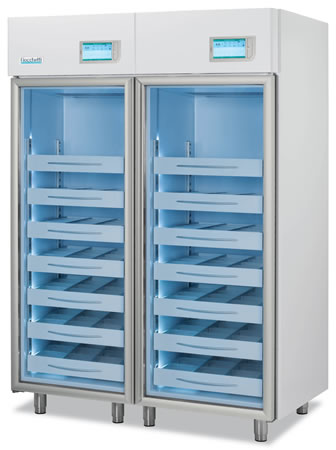 Refrigerator-MEDIKA 2T 1500-ECT-F TOUCH