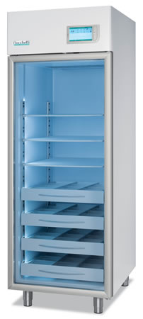 Refrigerator-MEDIKA 700 LUX-ECT-F TOUCH