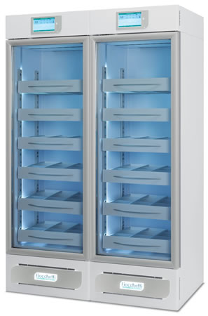 Refrigerator-MEDIKA 2T 800-ECT-F TOUCH