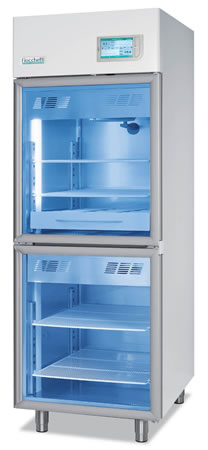 Combined refrigerator-VISION 2T 700-ECT-F TOUCH
